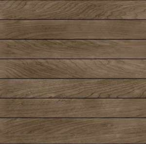 dark brown wooden slats