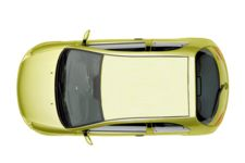 Masked Images: car, Peugot, yellow
